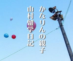 かなりんの親子山村留学日記